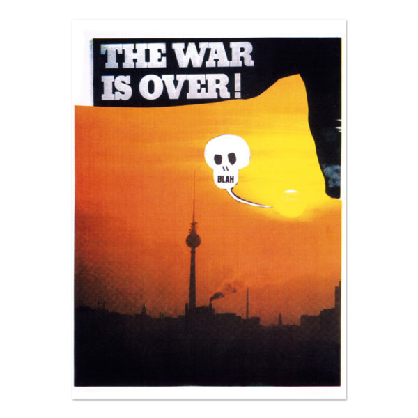 Daniel Richter, The War is Over!