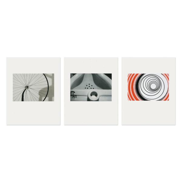 Elaine Sturtevant, Duchamp Triptych