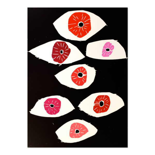 David Shrigley, Eyes