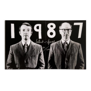 Gilbert & George, Parkett Edition No. 14