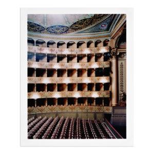 Candida Höfer,Teatro Nacional de Sao Carlos Lisboa III