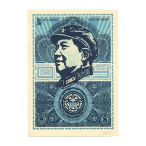 Shepard Fairey, Mao Money