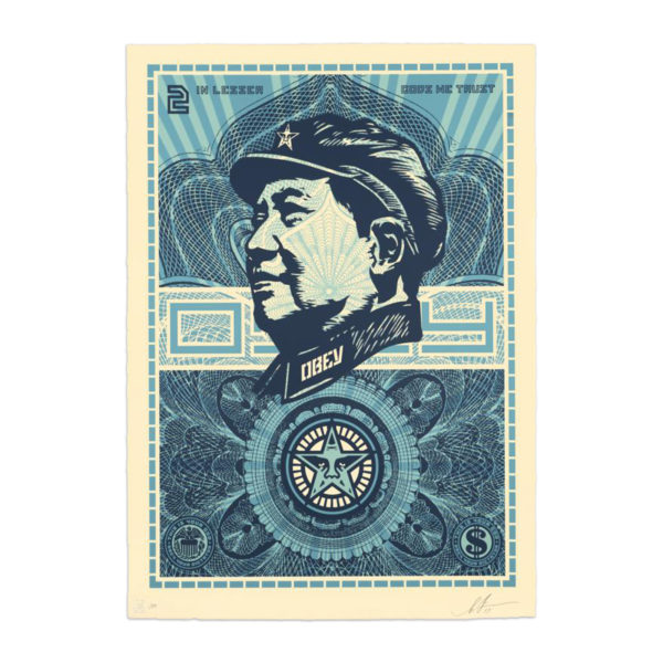 Shepard Fairey, Mao Money