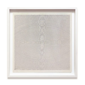 Sol LeWitt, Arcs From Corners and Sides No. 1