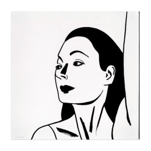 Alex Katz, Laura 2