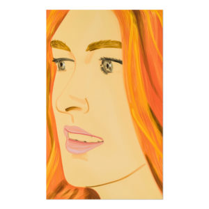 Alex Katz, Ariel 1