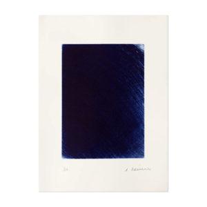 Arnulf Rainer, L'Heure Bleue
