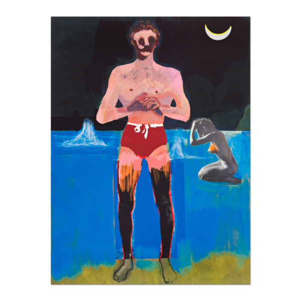 Peter Doig, Bather for Secession