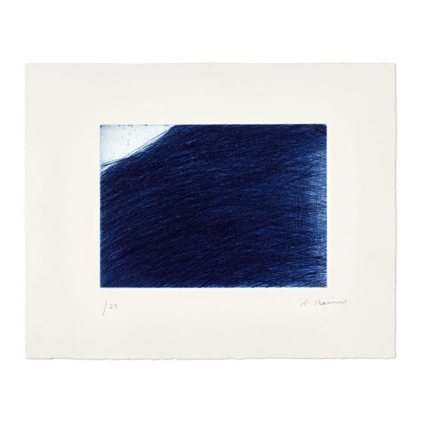 Arnulf Rainer, Mar Azul